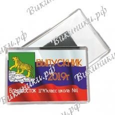 Магниты для Выпускников 2022, г.Владивосток